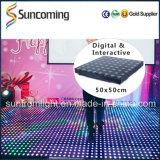 Nuova discoteca LED interattivo Dance Floor