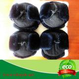 Sombrero caliente de Solider Earflap de la piel de la zalea del invierno genuino