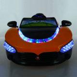 Neuer Entwurf scherzt elektrisches Auto mit kühlem Licht