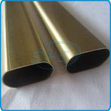 Pipes soudées d'acier inoxydable avec des formes spéciales