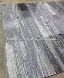 Tuile grise flambée antidérapage de granit avec des veines pour le pavage de patio