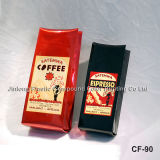 Di alluminio di plastica Doypack Coffee Bag Packaging