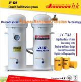 Sistema diesel de la filtración para la maquinaria de la ingeniería