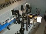Máquina de borda semiautomática da borda para a fatura de madeira da porta