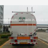 3 assen 46cbm de Semi Aanhangwagen van de Brandstof/Van de Olietanker voor Verkoop