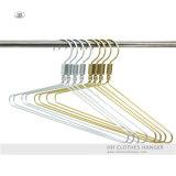 Aluminiumrosen-Goldmetallaufhängungs-Form-Kupfer-Kleidung-Aufhängungs-Aufhängungen für Jeans