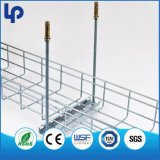 높은 Quality Wire Mesh Cable Tray 또는 Basket Cable Tray