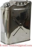 ステンレススチールバレル/ステンレススチールジェリー缶(20L)