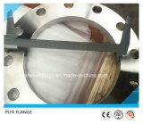 JIS forjou flanges de placa do aço A694 F42/F46 do encanamento