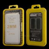 geval TPU van het Kristal van 2mm het Transparante Duidelijke voor de Eerste Melkweg van Samsung J2