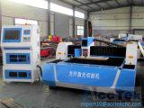 Machine de découpage neuve en métal du laser 500W de fibre de l'arrivée Akf1325 d'Acctek