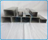 Tubos rectangulares del acero inoxidable de AISI 316L