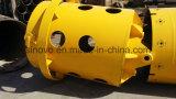Rotary plataforma de perforación de adaptador de disco de la carcasa