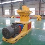 Pelota de madeira do motor Diesel do Husk do arroz da biomassa que faz a máquina
