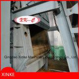 Reinigungs-Geräten-Rad-staubfreie Granaliengebläse-Maschine