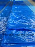 Roulis imperméable à l'eau de bâche de protection, poly roulis de bâche de protection