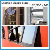 알루미늄 여닫이 창 창 유리를 위한 베스트셀러 판유리