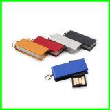 금속 회전대 USB 디스크 방수 소형 USB 운전사