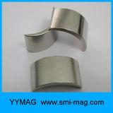 Magneet de van uitstekende kwaliteit van het Neodymium van de Vorm van de Boog voor de Vrije Generator van de Energie