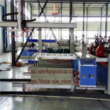 Planta de piso del PVC