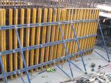 Coffrage rentable de mur avec le faisceau H20 de bois de construction