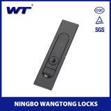 Placa de tampa do fechamento de porta da liga do zinco