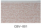 Embossed Metal Insulated Decorative PU Foam Panel for Watchhouse