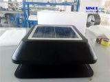 12inch 12Wの屋根(SN2013004)のための太陽動力を与えられた空気排気の換気装置