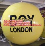 Free Logos를 가진 Party Decoration를 위한 팽창식 PVC Balloon