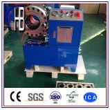 1/4 de máquina de friso da mangueira hidráulica do PLC da potência do Finn do Ce '' ~2 ''