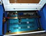 Productos de papel Mini CO2 láser grabador del cortador 350