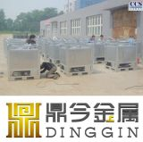 1000L Stahl-IBC Behälter mit UNO-Zustimmung