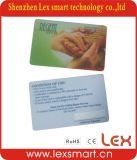 Cartões plásticos impressos da identificação do PVC do presente do negócio