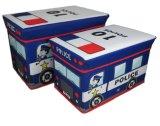 Rookwolk van de Reeks van het Ontwerp van de Bus van de Jonge geitjes van Gsa7034 600d de Mooie voor Speelgoed en Kleren