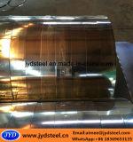 木パレットの包装のための電流を通された鋼鉄ストリップ