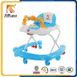 Form-Unterseite des China-preiswerte Preis-U 360 Grad-drehender Baby-Wanderer