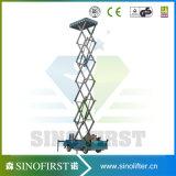 Goede Kwaliteit 514m van de Verkoop van Sinofirst Hete de Mobiele Elektrische Lift van de Schaar