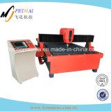 Stahlplatte CNC-Plasma-Ausschnitt-Scherblock-Maschine
