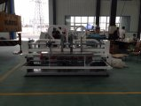 Automatische grosse Karton-Falte CX-2400mm, die Maschine klebt