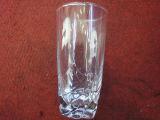 Tazza di vetro Kb-Hn0526 della tazza della cristalleria della FDA di vetro del commestibile