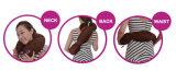 Vibrierendes Stutzen-rückseitiges Karosseriemassager-Vielzweckkissen