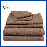 Insiemi 100% del tovagliolo di bagno del cotone (QHD88750)