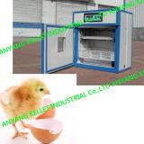 Automatischer Huhn-Wachtel-Gans-Ente-Ei-Inkubator Hatcher, das Maschine ausbrütet