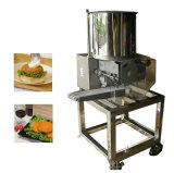 De automatische Machine van Preduster Flouring van de Goudklompjes van de Kip
