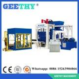 Páletes Qt10-15 plásticas para o bloco do tijolo que faz a máquina