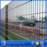 Poorten van de Omheining van de Draad van de Lijn van de Fabriek van de Omheining van China de Professionele Dubbele op Verkoop