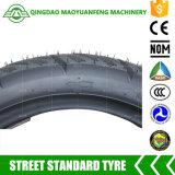 Neumático estándar del neumático de la motocicleta de la mejor de la calidad 90/90-14 calle de la fábrica directo