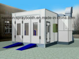 적외선 Lamp Heated Spray Booth 또는 Painting 룸