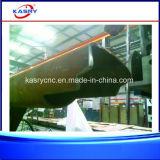 De automatische Buis van het Koper/CNC van het Profiel van het Aluminium van de Pijp de Scherpe Machine van het Plasma