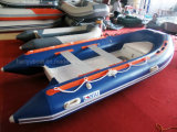 セリウムFishing Boatとの2015新しいModel 3.9m Rigid Inflatable Boat Rib390b Rubber Boat Hypalon